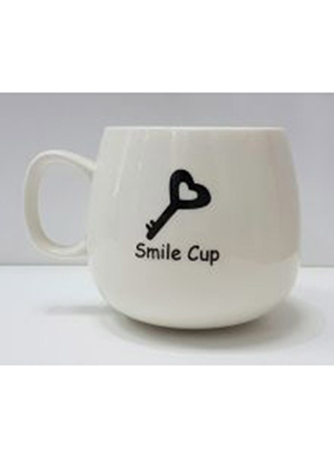 Hiper Porselen Smile Kupa Renkli